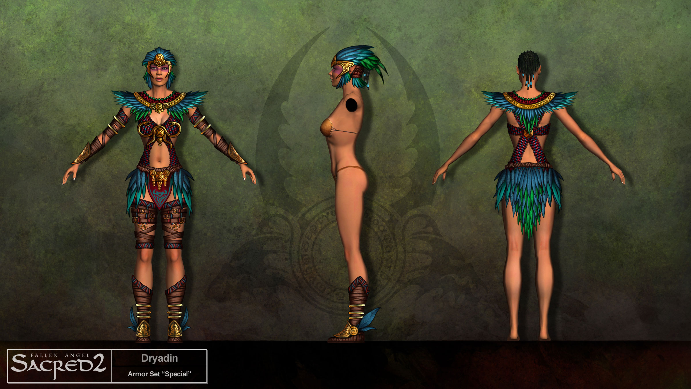 Sacred seraphim nude model patch mod exposed videos